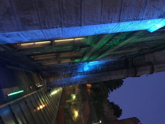 Shrewsbury Station Blue 2