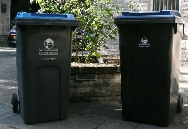 Bin crews praised after figures reveal major increase in lockdown waste: Bins recycling no people-2
