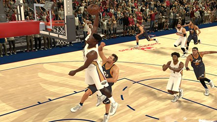 NBA 2K Mobile Season 4 Zion Williamson