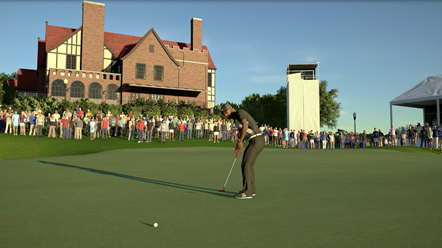 PGATOUR2K21 East Lake Golf Club Screen 1