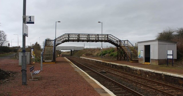Consultation on the future of West Lothian station set to close: Breich-5