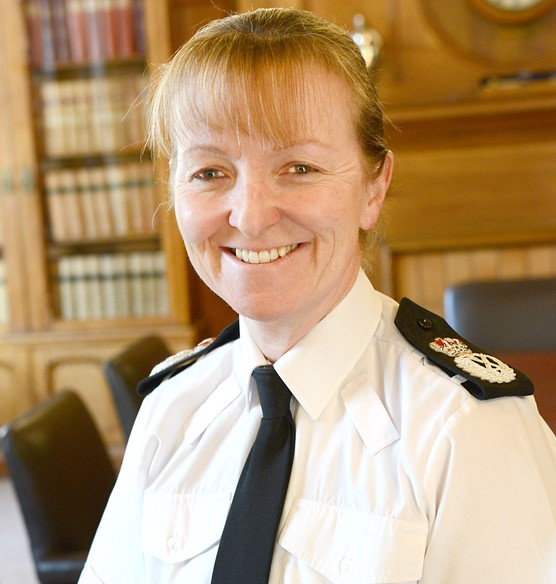 Police Chiefs' blog: CC Dee Collins - Closing the police gender pay gap is going to be hard work but it's worth it: CC Dee Collins