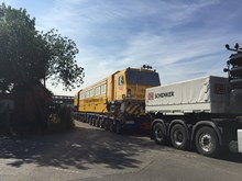 Mobile Maintenance Train (MMT) - delivery 1