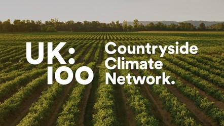 Council announced as a founding member of Countryside Climate Network: UK 100 Countryside Climate Network