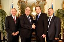 Sponsorship of the Scottish Open