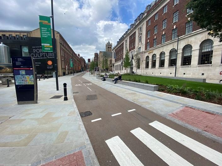 Cookridge Street a