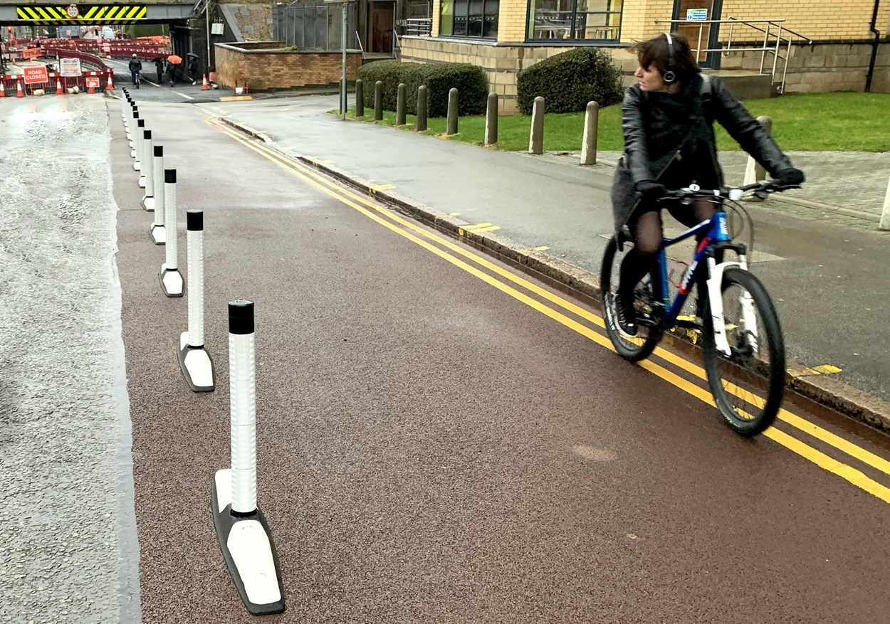 Orca Wands: Safety cycle provision