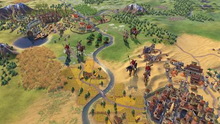 Civilization VI - New Frontier Pass - Maya & Gran Colombia Pack - Llanero Unit