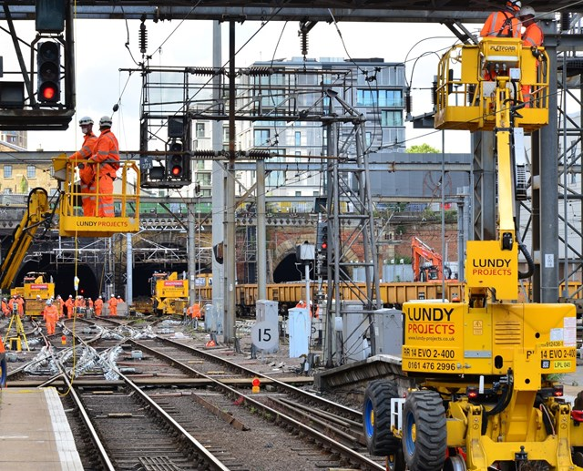 King's Uncrossed- Crucial stage of £1.2billion East Coast Upgrade fast approaching: Crucial stage of £1.2billion East Coast Upgrade fast approaching
