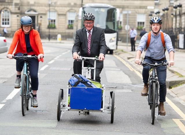 £1.3m for electric bike revolution in Scotland: E-bikes 1