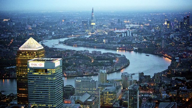 2017 record year for London and UK tech investment: 89696-640x360-canary-wharf-640x360.jpg