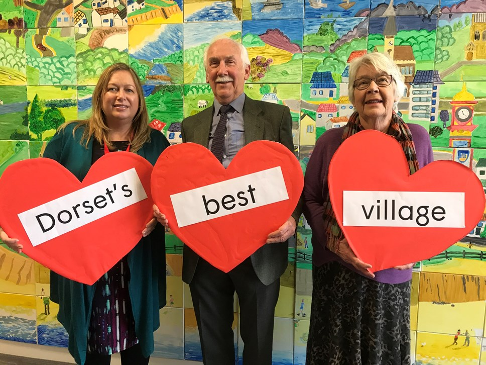 Do you love your village?  Then make sure you enter Dorset's Best Village competition 2020: Best village competition-2