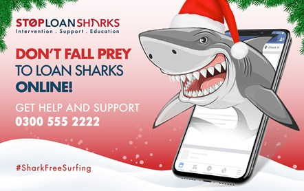 Don't fall prey to loan sharks online landscape: Warning not to  fall prey to loan sharks online landscape