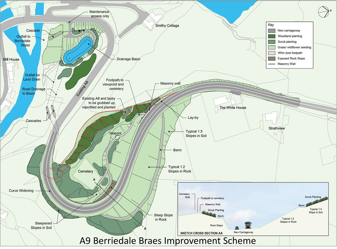 A9 Berriedale Scheme 2