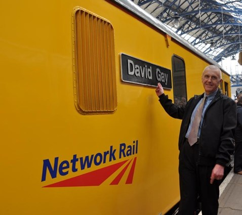 David Gay Train Name