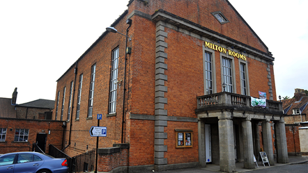 Council to explore extra support for Malton's Milton Rooms
