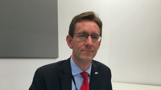 Network Rail appoints new contracts and procurement director: Andy Haynes, contracts and procurement director (landscape)
