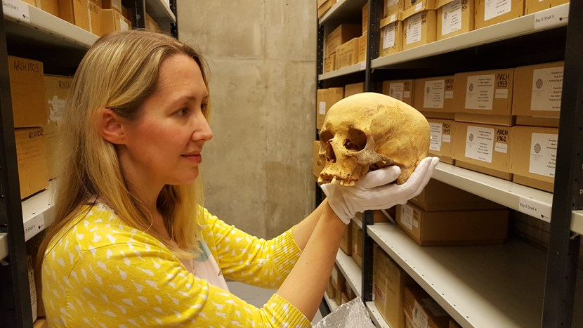 Exhibition explores the story of 2,000 year old skeletons: 20170825-103025.jpg