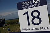 Scottish Open: £6 million hole in one for north east