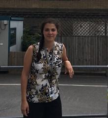 Tina Cleland: scheme programme engineer, Thameslink programme