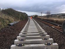 track renewals Scotland East