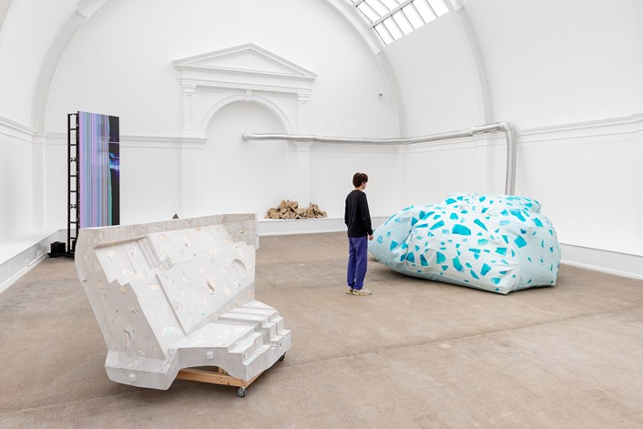 Exhibition reveals hidden history of gallery's stunning arts space: IMG 1402-Small