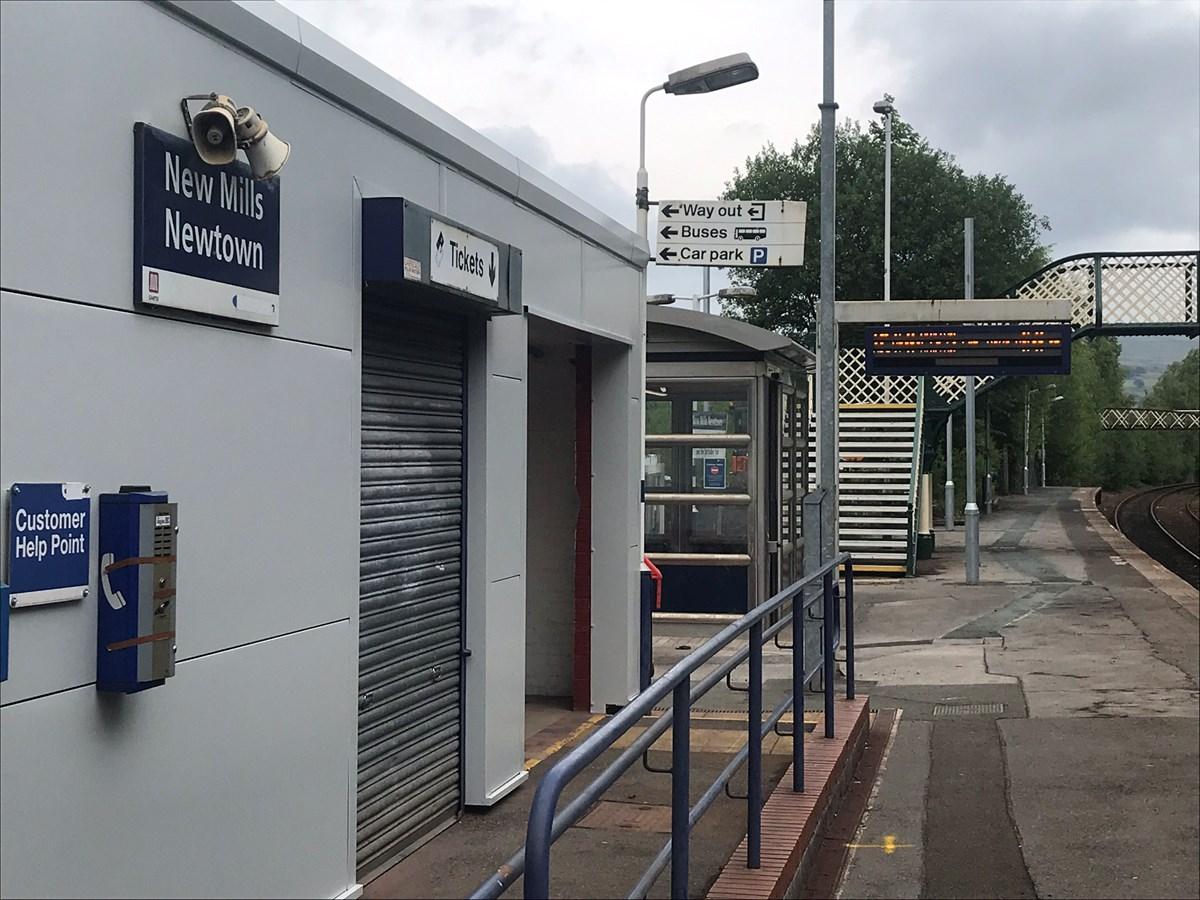 New Mills Newtown Improvement Work (2)