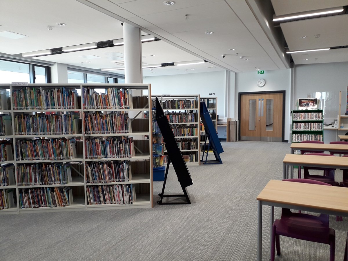 Lossie library
