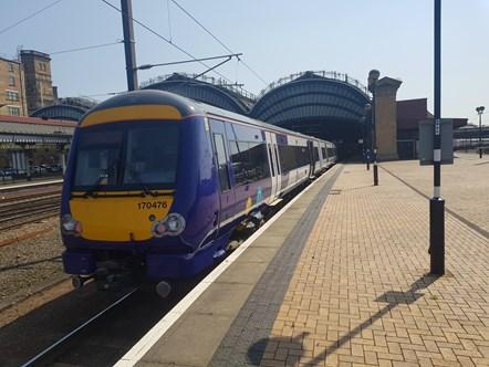 Northern fleet refurbishment hits 50%: 170 refurb 2