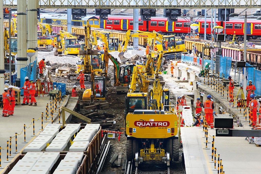 Network Rail launches tender exercise to appoint new legal advisers: Network Rail is investing £130m every single week on improvements for passengers through the Railway Upgrade Plan.