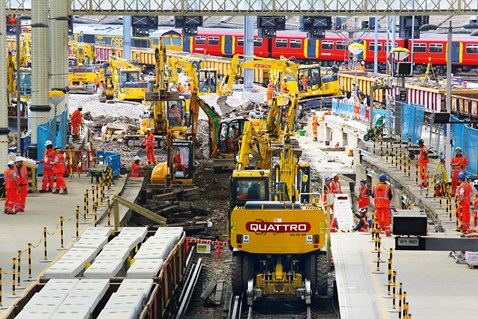Network Rail is investing £130m every single week on improvements for passengers through the Railway Upgrade Plan.
