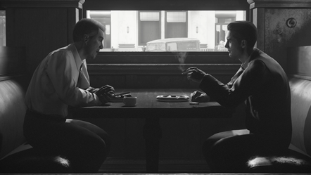 Mafia DE Noir Mode Diner Meeting