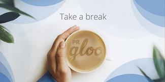 Need a Break? Visit PRgloo at Apcomm: Visit us at Apcomm