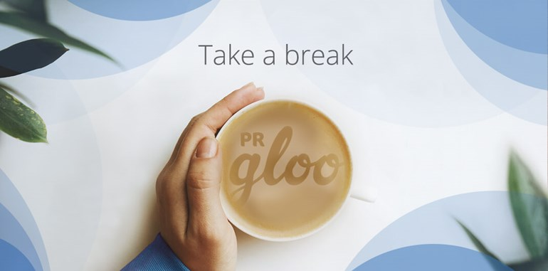 Need a Break? Visit PRgloo at Apcomm: Visit us at Apcomm