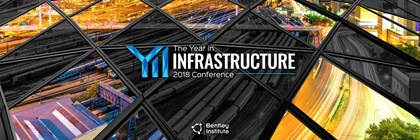 Siemens supports The Year in Infrastructure Conference 2018: YII2018 Conference Hero 1800x600 0318