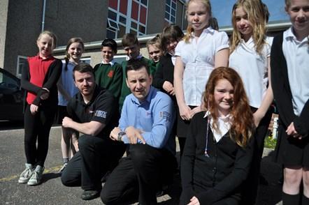 £65k Community Covenant grant boosts schools leadership programme