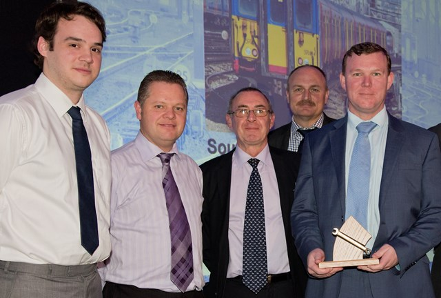 Andy Thain - MB3 from Wimbledon Depot, Richard Faithful - Production Manager from Wimbledon Depot, Stuart Boatfield - Fleet Engineer from Porterbrook, Glen Laishley - Head of Fleet Production (Inner), Neil O'Connor - Head of Fleet Performance