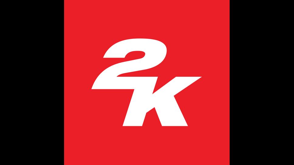 2K Logo (On Transparent Rectangle)