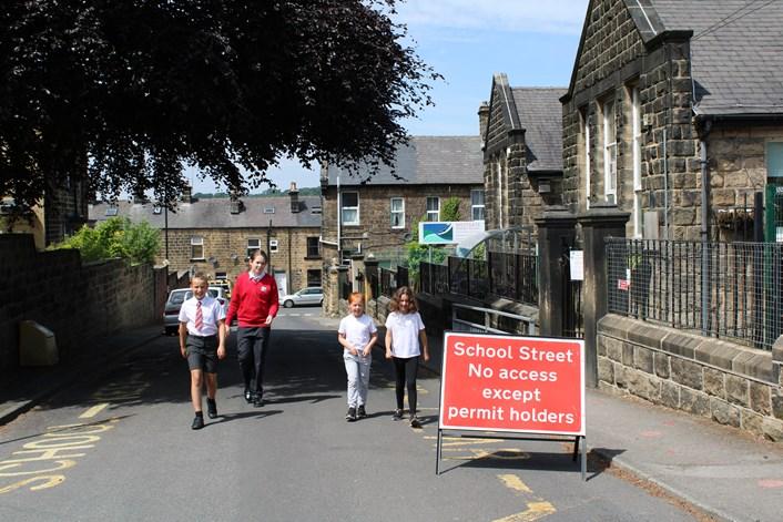 WestgatePSSchoolStreet