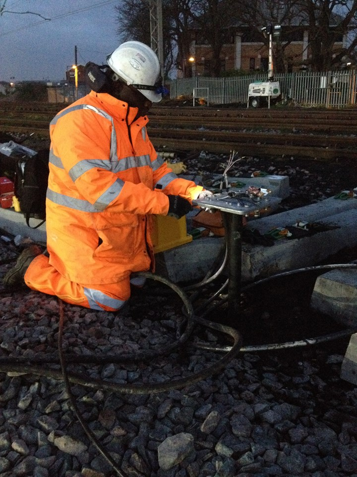 Orphanage Road bridge to be replaced as work to upgrade railway at Watford continues: Watford area re-signalling programme