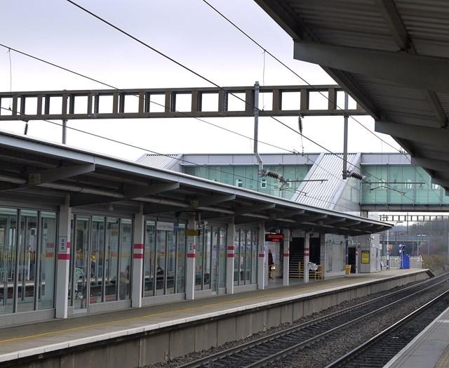 Luton Airport Parkway station, photo credit: Govia Thameslink Railway