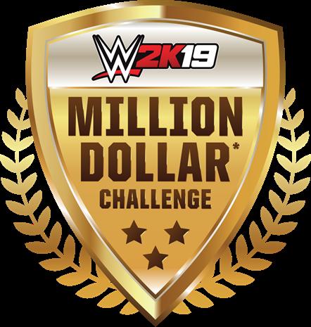 WWE2K19 MDC Logo