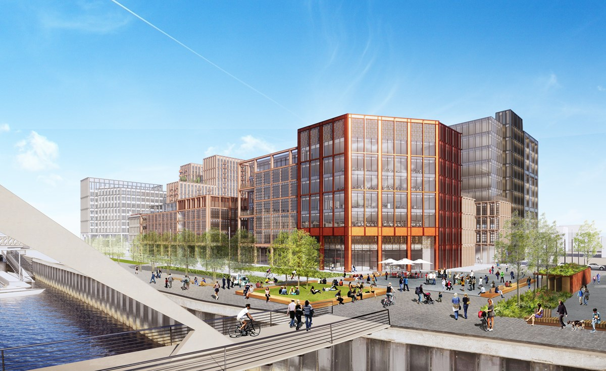 Barclays invests in Glasgow: Barclays Buchanan Wharf investment in Glasgow