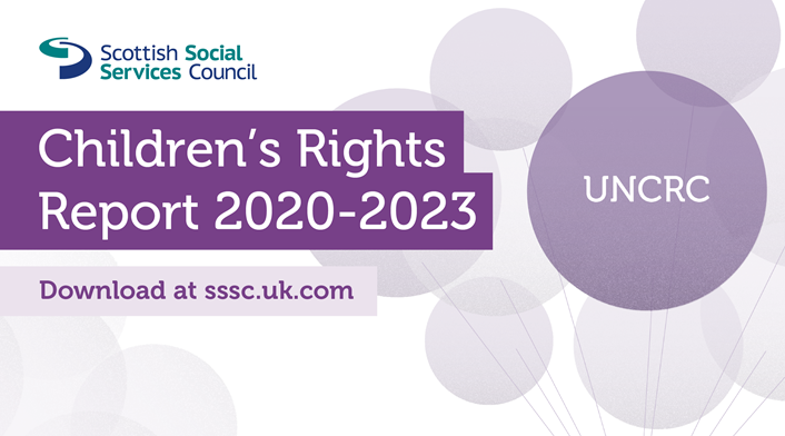 Children's Rights Report 2020-2023 (image)