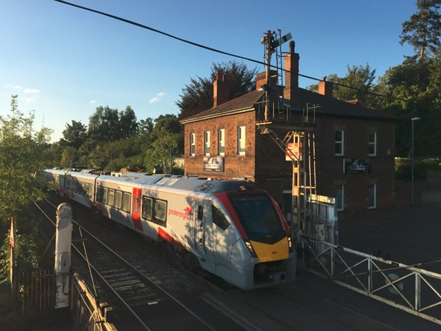Greater Anglia passengers reminded to check before travelling on the Wherry lines in February 2020: Brundall Station