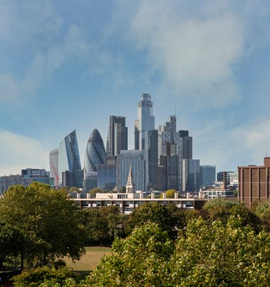 London Tech Week returns 20-24 September 2021 to reunite the European tech ecosystem with both physical and virtual moments: London skyline 2021