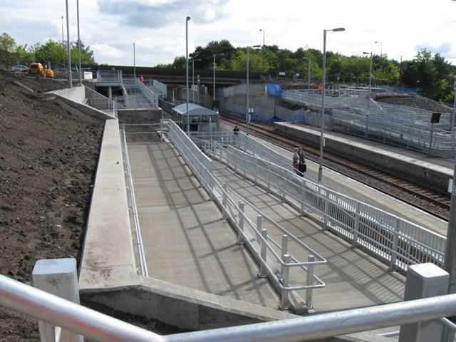 Airdrie-Bathgate Rail Link construction_003