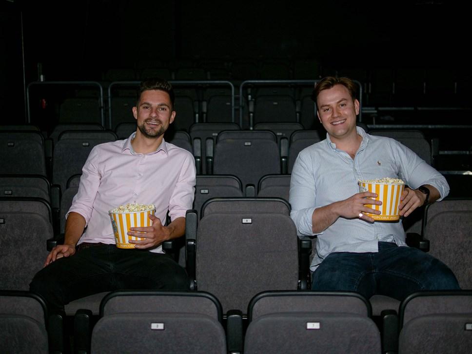 Blockbuster news for the BARN Theatre: The BARN Cinema