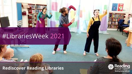 #LibrariesWeek 2021