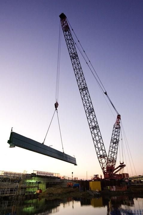 Ely Bridge replacement